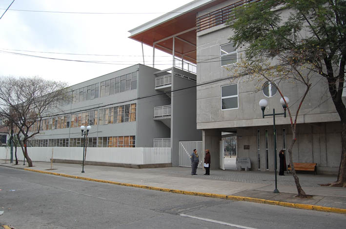 Liceo José Toribio Medina