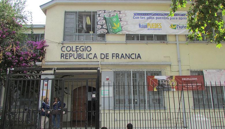 Colegio República de Francia