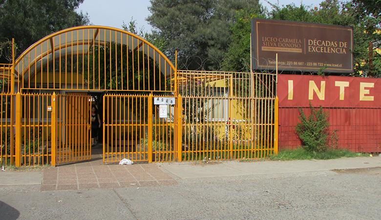 Liceo Carmela Silva Donoso