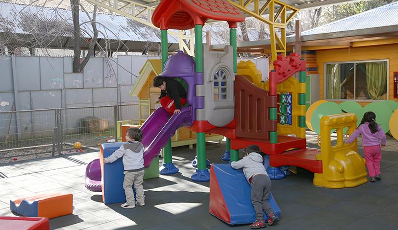 Jardín Infantil «Manzanilla»