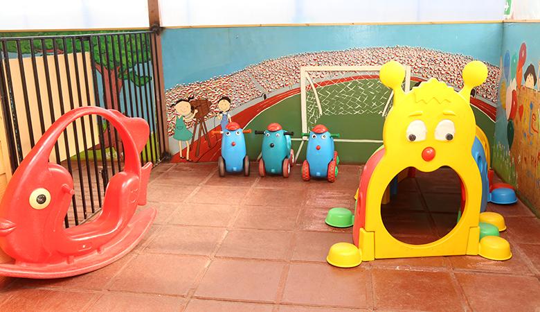 """Sala Cuna y Jardín Infantil """"Caballito Azul"""""""