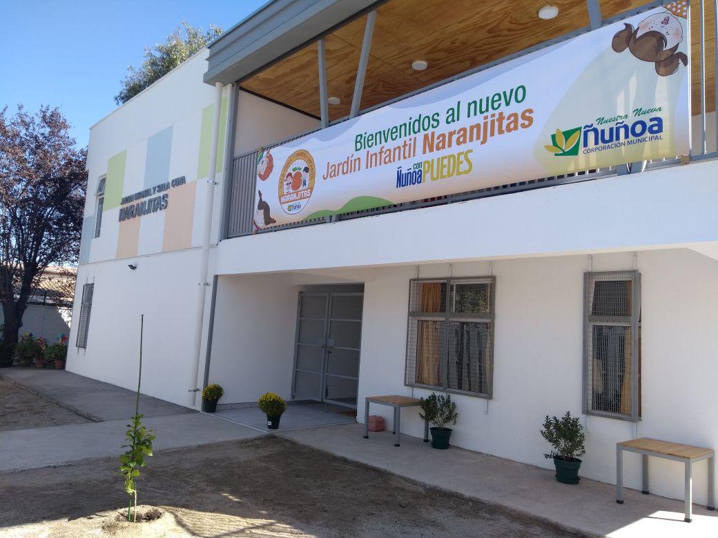 Jardín Infantil «Naranjitas»