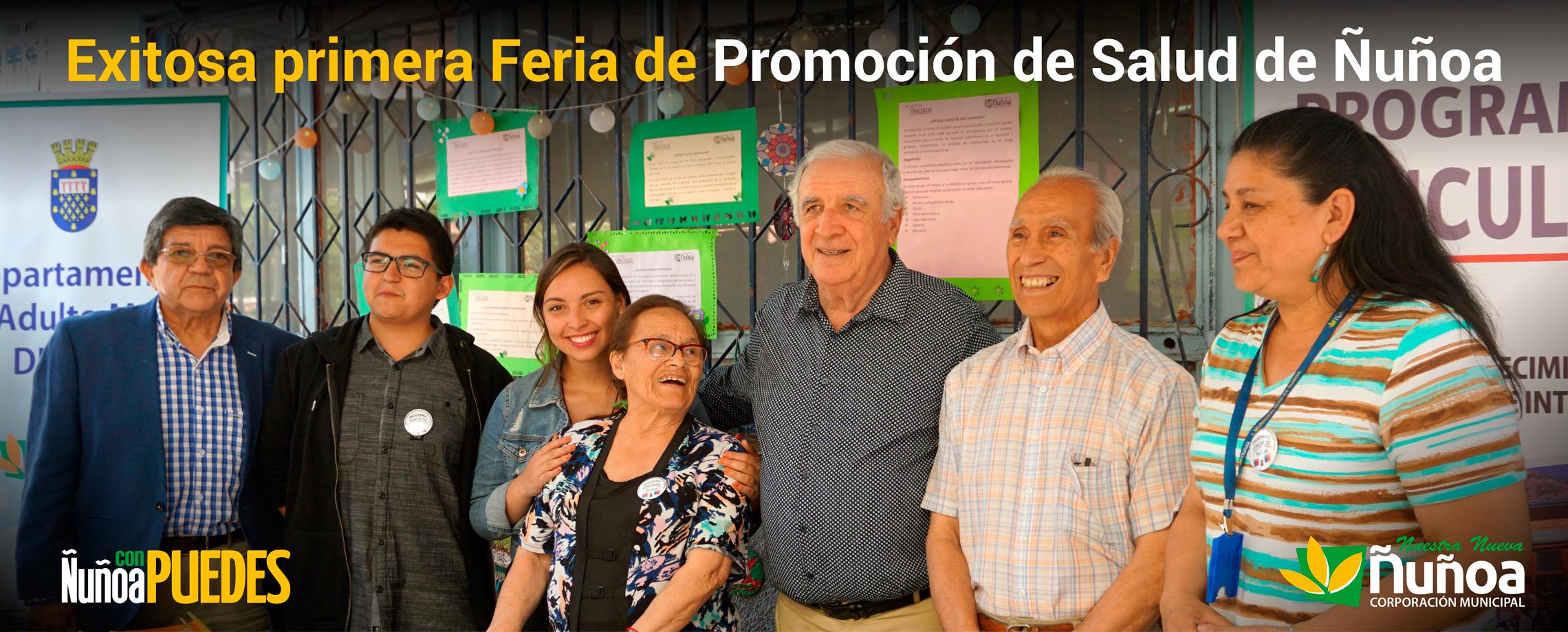 Feria de promoción de salud