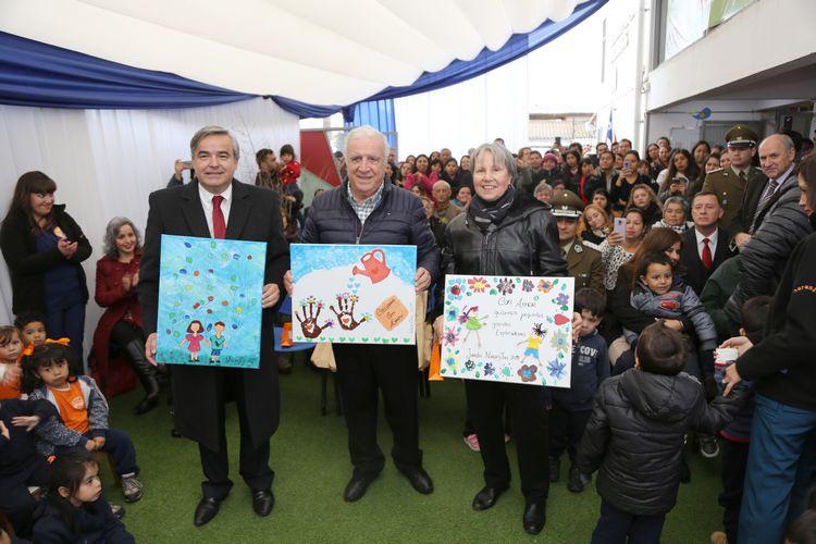 Inauguración nuevo edificio Jardín Infantil Naranjitas