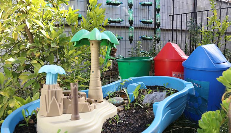 Sala Cuna y Jardín Infantil «Caballito Azul»