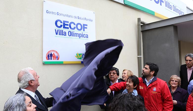 CECOSF Villa Olímpica